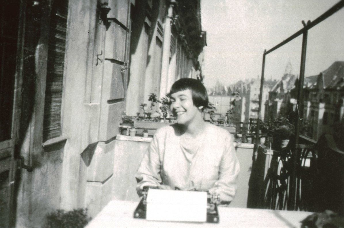 Karin Boye in Berlin